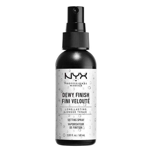 makeup setting spray NYX Makeup Setting Spray (Dewy Finish)
