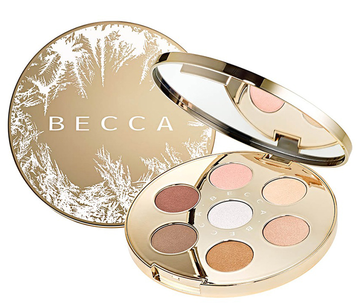 post christmas beauty sale becca eye lights palette limited edition