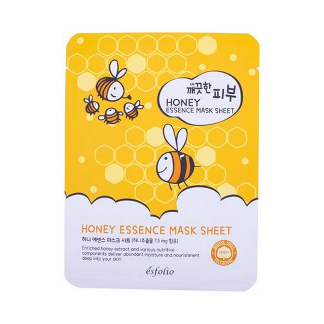 Esfolio Pure Skin Honey Essence Mask Sheet