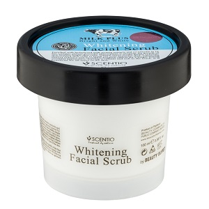 Milk Plus Whitening Facial Scrub