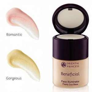 Oriental Princess Beneficial Face Illuminator
