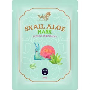 37 best Bangkok beauty products Water Angel Snail Aloe Mask