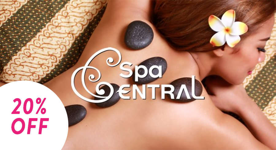 Enjoy 20% Off Half-day Spa Package at Award Winning Batam Spa Central