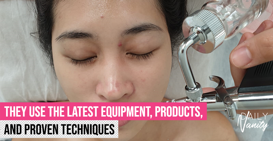 Best brightening facials in Singapore? We reviewed the best reviewed treatments and show you the result