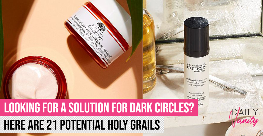 21 best eye creams in 2020 for dark circles – watch them brighten up quickly!