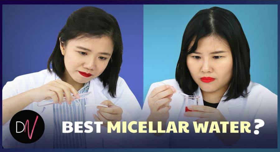 We did a series of blind tests and have finally found the best micellar water!