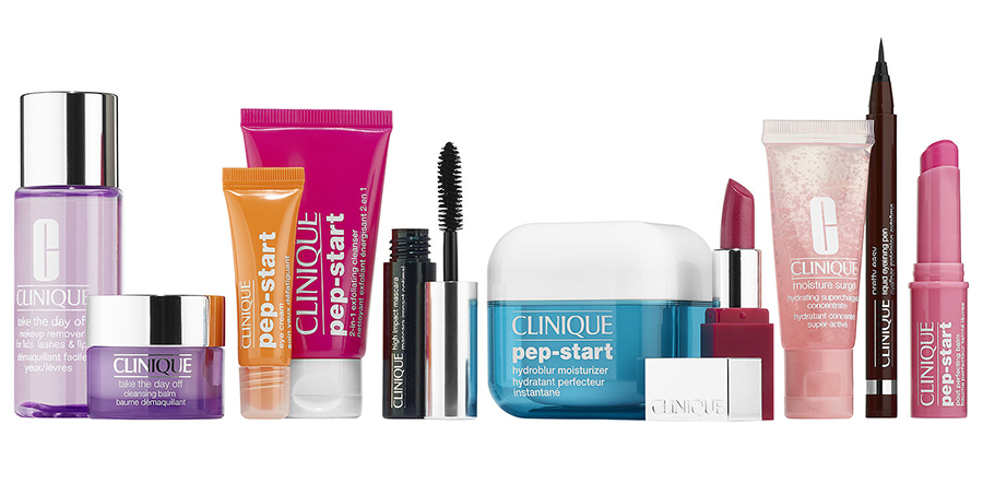 birthday beauty freebies clinique