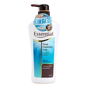 Essential Deep Cleansing Care Shampoo