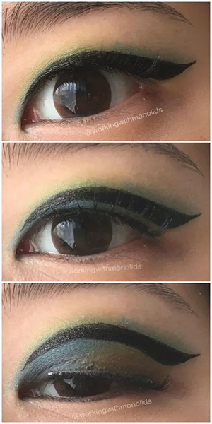 how to apply eyeliner 7