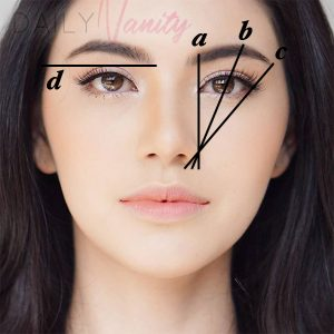 how-to-draw-eyebrows-8-1 - Daily Vanity