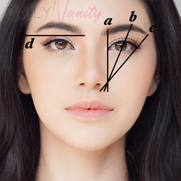 how to draw eyebrows 8 1