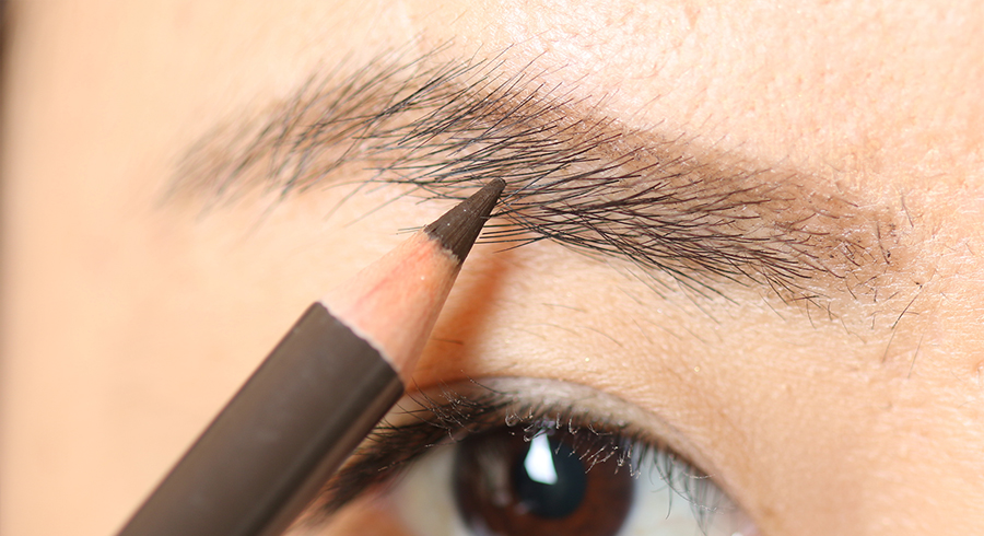 How to easily draw eyebrows for Asian beginners (2018 edition)