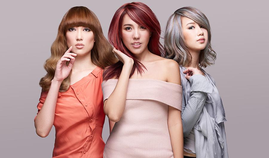 loreal hair colour 2018