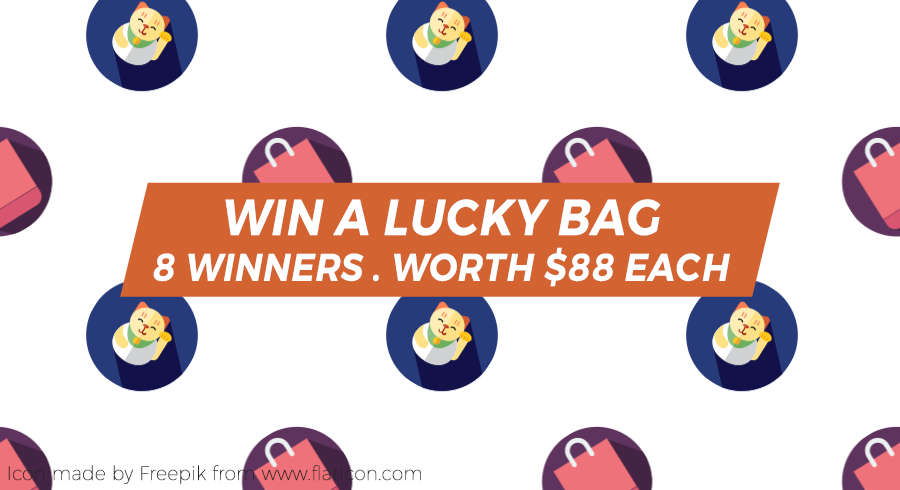 Lucky Bags Giveaway1