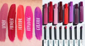 Maybelline Super Stay Matte Ink liquid lipsticks review: I feast, gym, and kiss a mug to test it