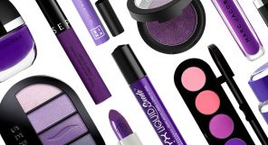 pantone ultraviolet makeup feature