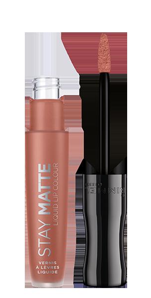 rimmel london stay matte liquid lipstick moca 720