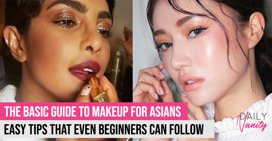 Simple and basic makeup steps for beginners: a how-to tutorial (2020 Asian edition)