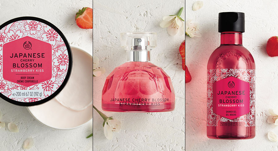 7 cherry blossom inspired products that will console us for not making it to Japan this spring
