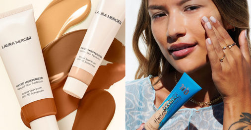 13 best tinted moisturisers for lazy days when you can't deal with full coverage makeup