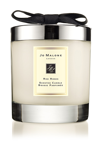 Valentines Day For Me Jo Malone Red Roses Home Candle