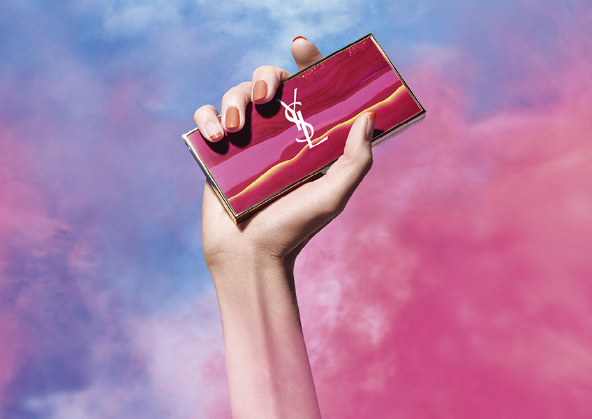 Valentines Day For Me Yves Saint Laurent Spring Look 2018 Lip Palette Collector