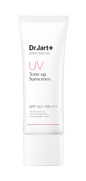 Dr. Jart Every Sun Day Tone Up Sunscreen Spf50 Pa 49 For 50ml