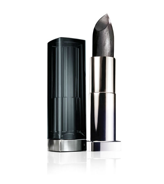 Maybelline Colorsensational Matte Metallic Lipstick Gunmetal