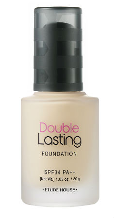 Best Drugstore Foundation Etude House Double Lasting Foundation