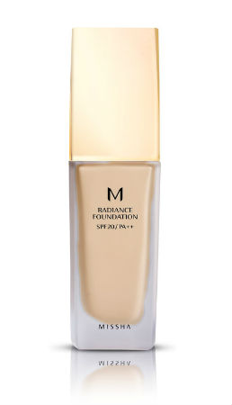 Best Drugstore Foundation Missha M Signature Radiance Foundation