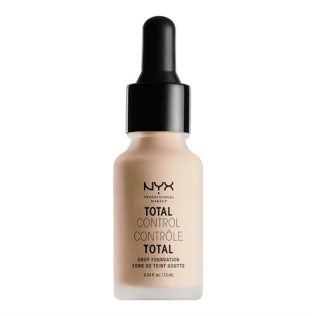 Best Drugstore Foundation Nyx Total Control Drop Foundation