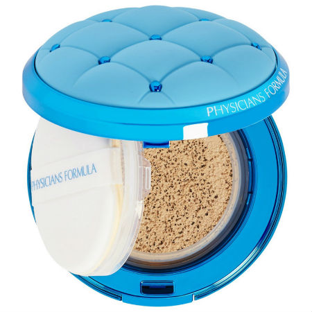 Best Drugstore Foundation Physicians Formula Mineral Wear Talc Free All In 1 Cushion Foundation