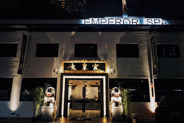 24 hour and late night spa - Emperor Spa