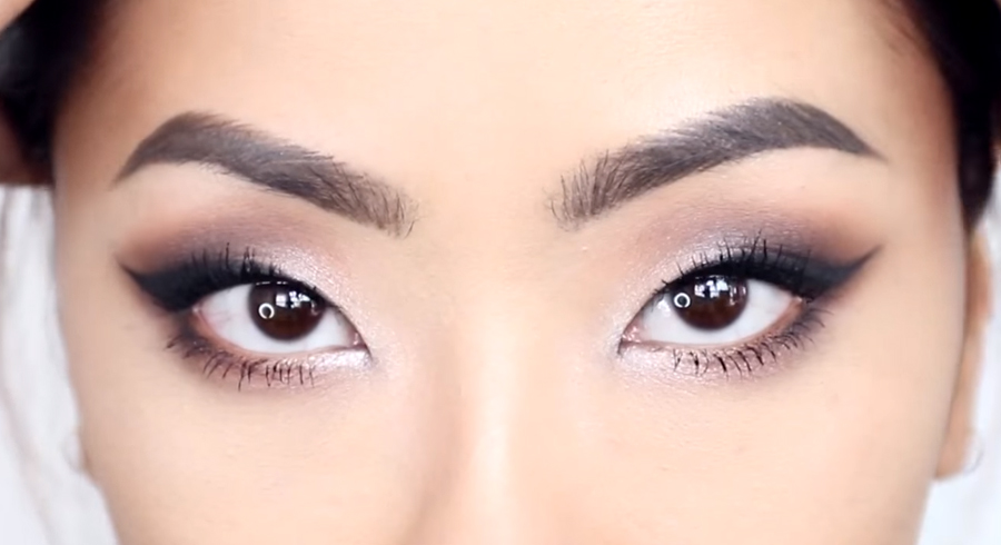 easy smokey eye makeup for asian eyes 2018 beginners edition