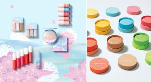 Pastel Beauty Products