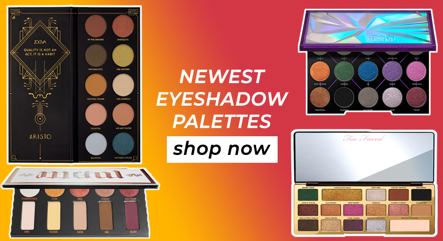 Get your hands on these eyeshadow palettes ASAP!