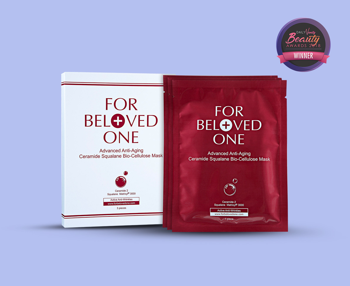for-beloved-one-advanced-anti-aging-ceramide-squalane-bio-cellulose-mask best firming mask