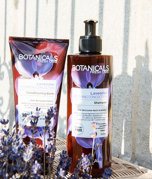 Loreal Paris Botanicals Fresh Care Organic Lavender Soothing Range Review 3