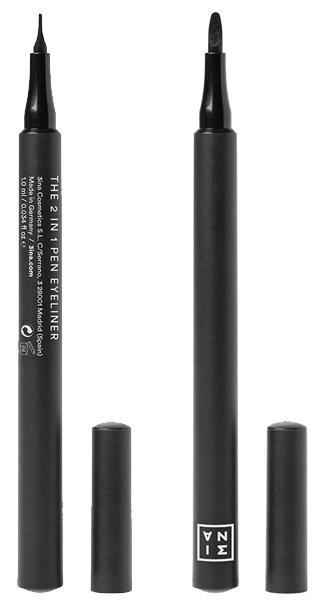 Beauty Round Up March 2018 3ina The 2 In 1 Eyeliner Pen