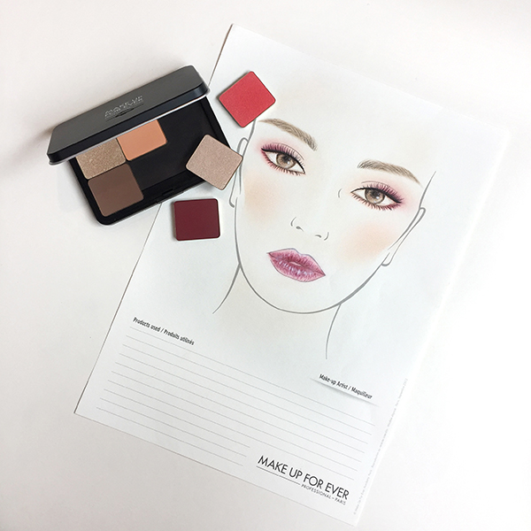Beauty Round Up March 2018 Make Up For Ever Artist Color Shadow 1