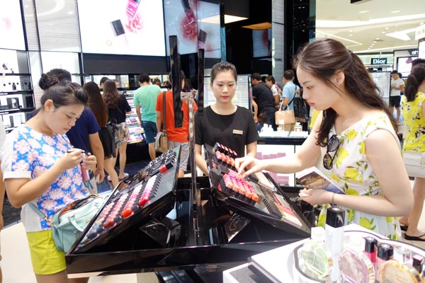 China Beauty Brands 1