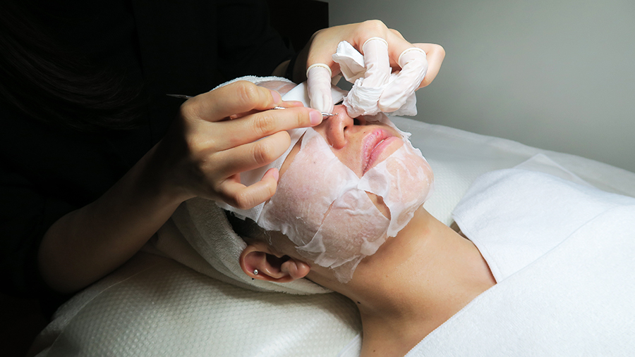 Extraction Facial Singapore Geranium 6