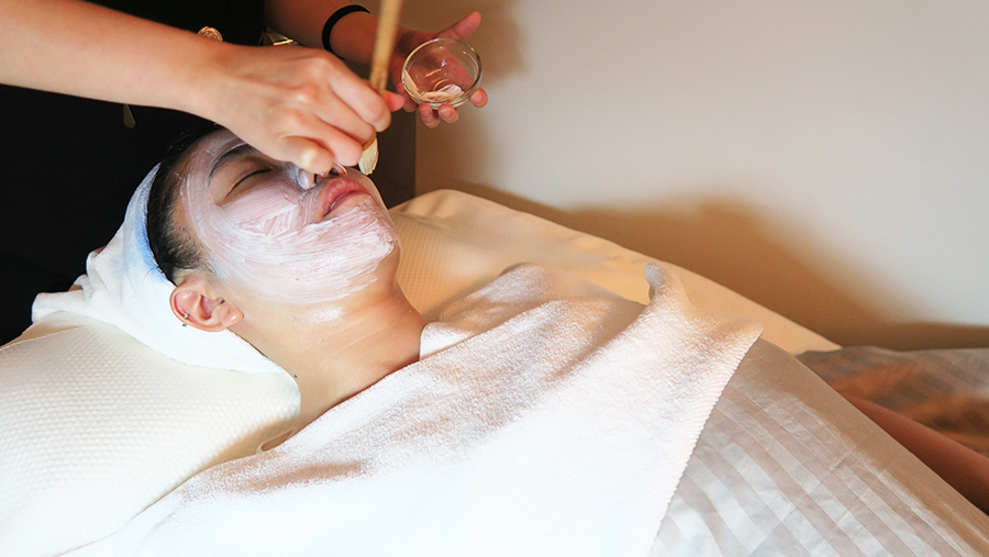 Extraction Facial Singapore Geranium 9