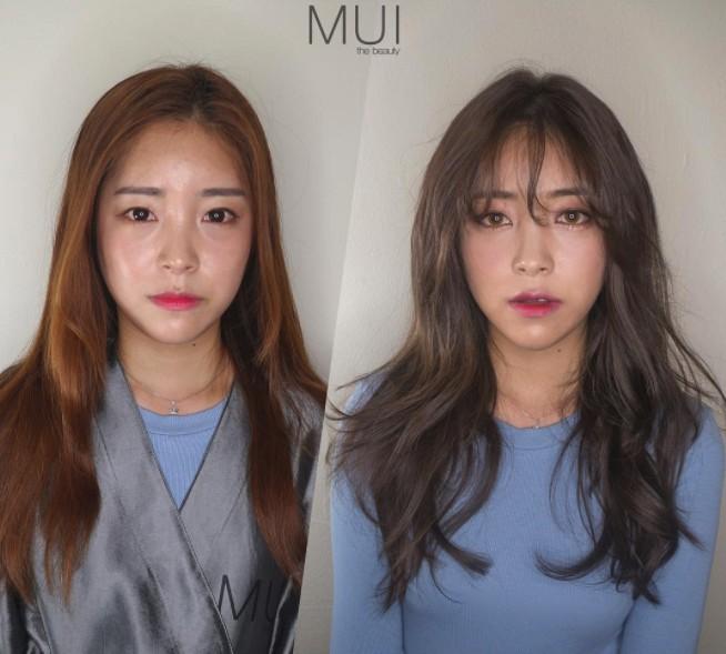 Hair Transformation 1