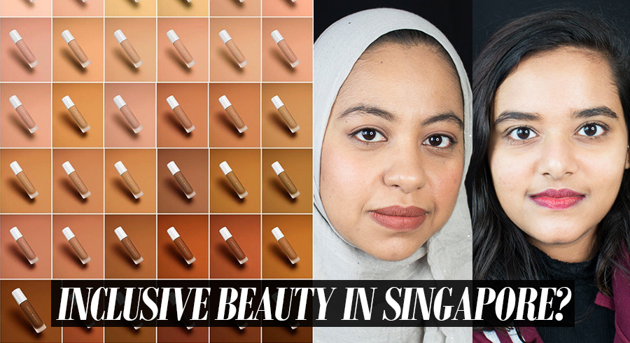 Is beauty inclusive enough in Singapore? We interviewed 3 women from minority races to find out.