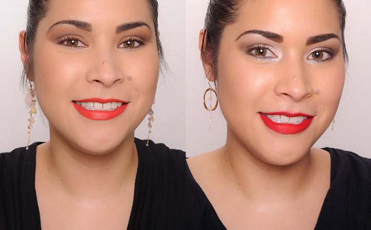 Lipsticks Whiter Teeth Comparison