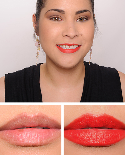 Lipsticks Whiter Teeth Mac Dangerous 1