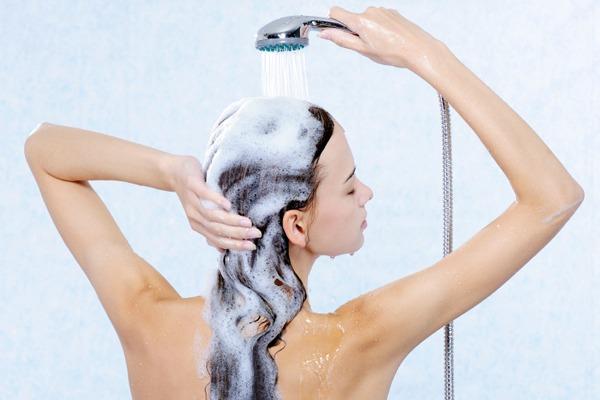 prevent hair damage - wash