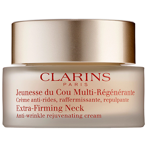 Rainie Yang Beauty Secret Clarins Advanced Extra Firming Neck Anti Wrinkle Rejuvenating Cream