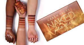 Urban Decay Naked Petite Heat Feature